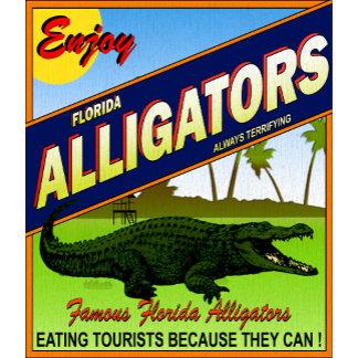 ALLIGATOR T SHIRTS