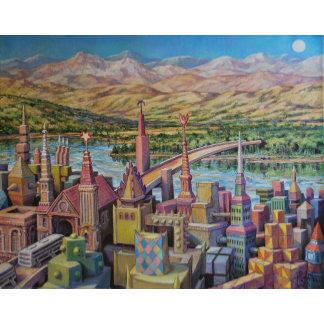 Henry David Potwin Artwork