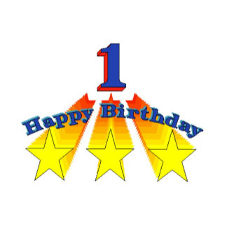 Happy Birthday 1-year-old
