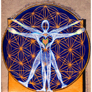 THE SACRED GEOMETRY PAINTINGS' Canvas Prints