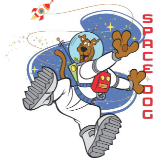 Scooby Doo Astronaut Scooby1