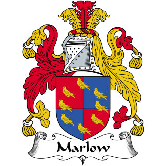 Marlow Family Crest