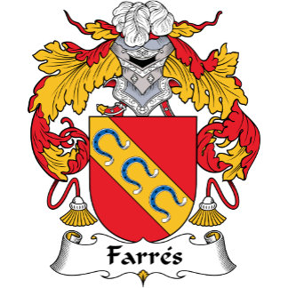 Farres Family Crest