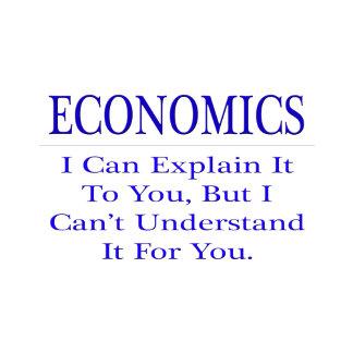Economics ... Explain Not Understand