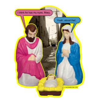 Dumpster Baby Jesus
