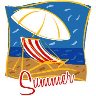 Beach Chair Summer Design