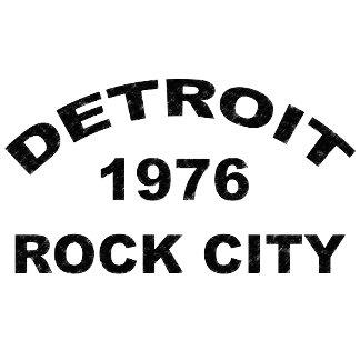 DETROIT ROCK CITY 1976 T-Shirts