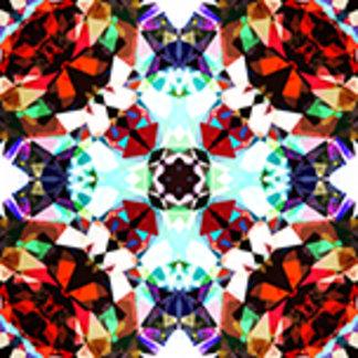 Colorful Kaleidoscope Creation