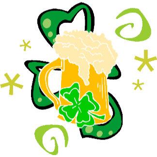 Beer and Irish Cheer
