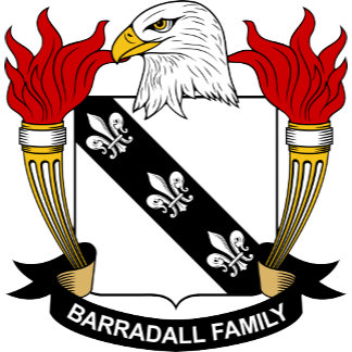 Barradall Coat of Arms