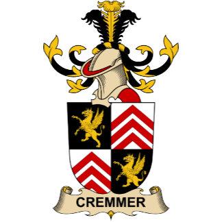 Cremmer Family Crests