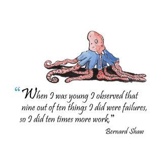 Failure? Do 10 Times More Work