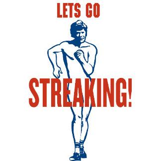 Let's Go Streaking