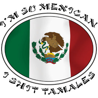 I'm So Mexican I Shirt Tamales T-Shirt Gifts