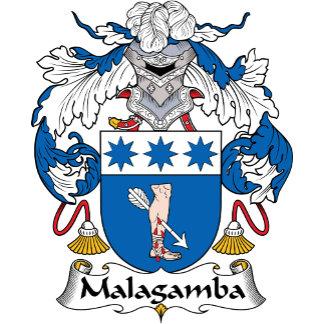 Malagamba Family Crest