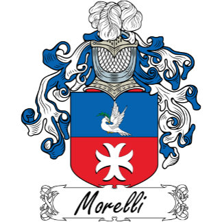Morelli Family Crest