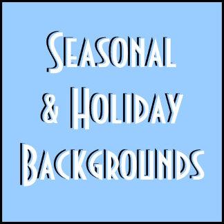 * Seasonal