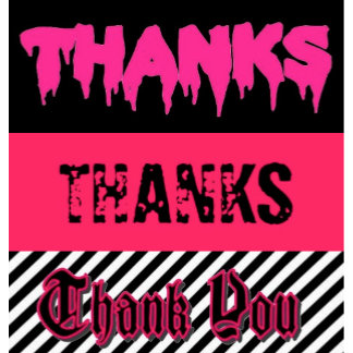 Thank You Greeting Cards and Postcards