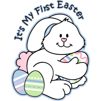 Bunny 1st Easter