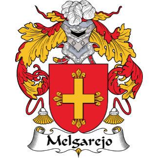 Melgarejo Family Crest