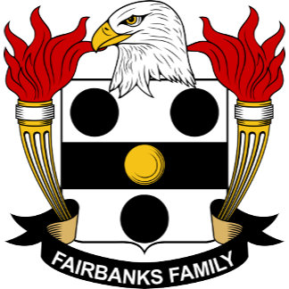 Fairbanks Coat of Arms