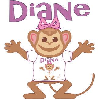 Little Monkey Diane