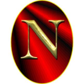 Letter N Monograms