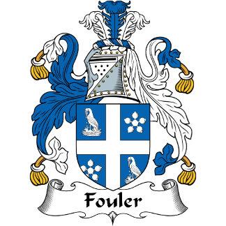 Fouler Family Crest