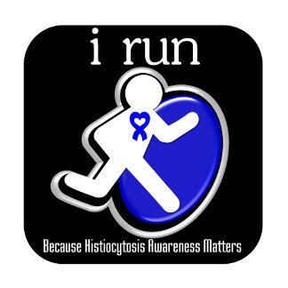 i Run Because Histiocytosis Matters