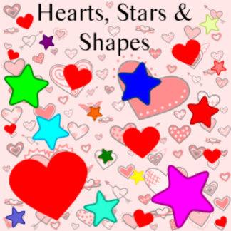 Hearts, Stars & Shapes