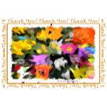 Thank you! cards by Celeste Sheffey of Khoncepts.j