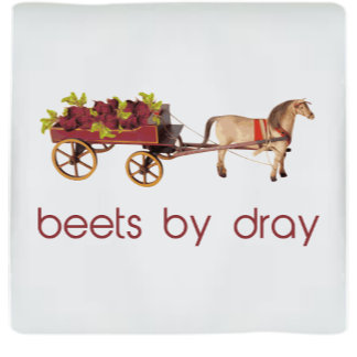Beets by Horse Drawn Dray