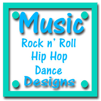 Rock n' Roll & Other Music Designs