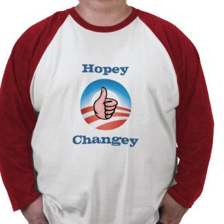 Hope and Change For America