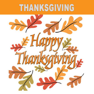 Thanksgiving T-shirts, Decor and Gifts
