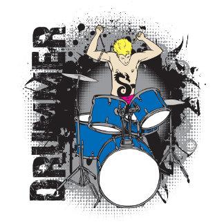 Grunge Drummer