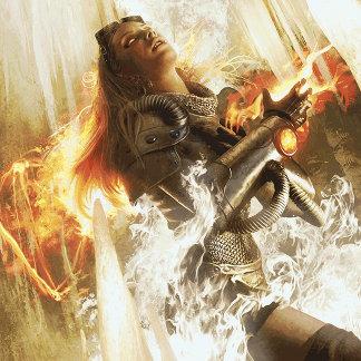 Purifying Fire (Chandra)