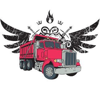 Dump Truck Wings