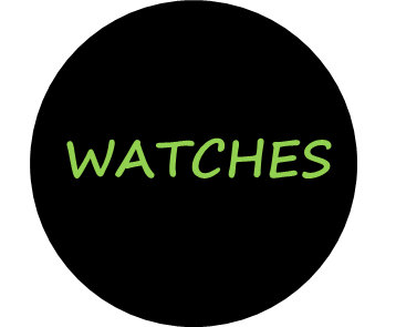 Watches & Apple Watch Bands