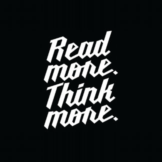 Read More Think More