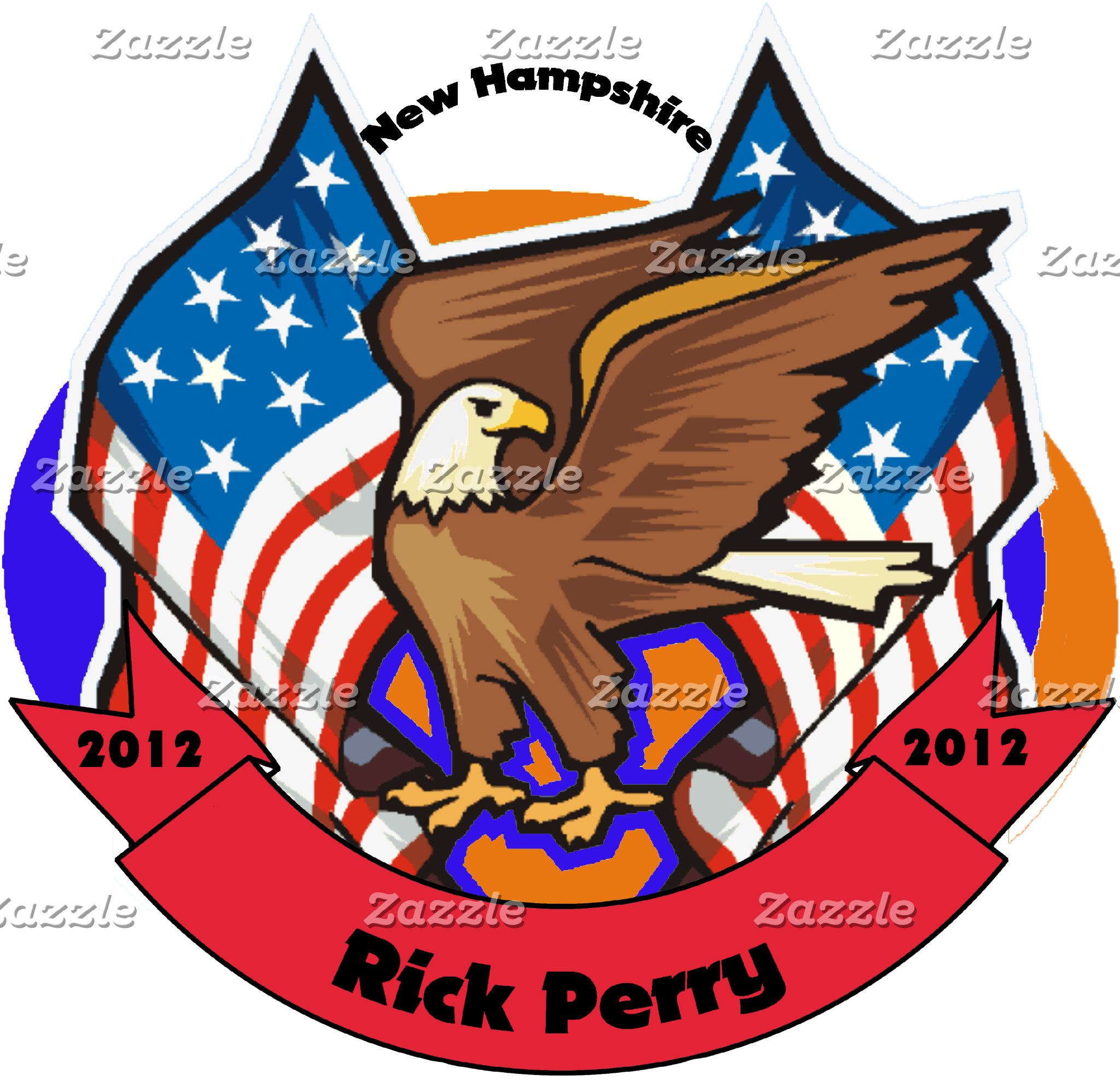 New Hampshire for Rick Perry