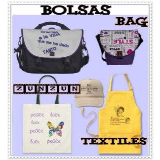 Bag/ bolsas y textiles