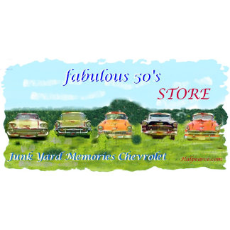 fabulous 50's Chevrolet