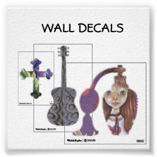 WALL DECALLS