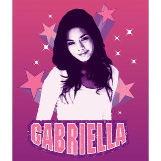 High School Musical Gabriella star glamour shot