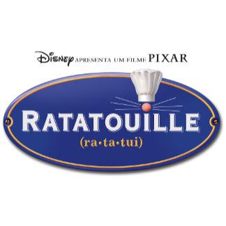 Ratatouille Movie logo Design