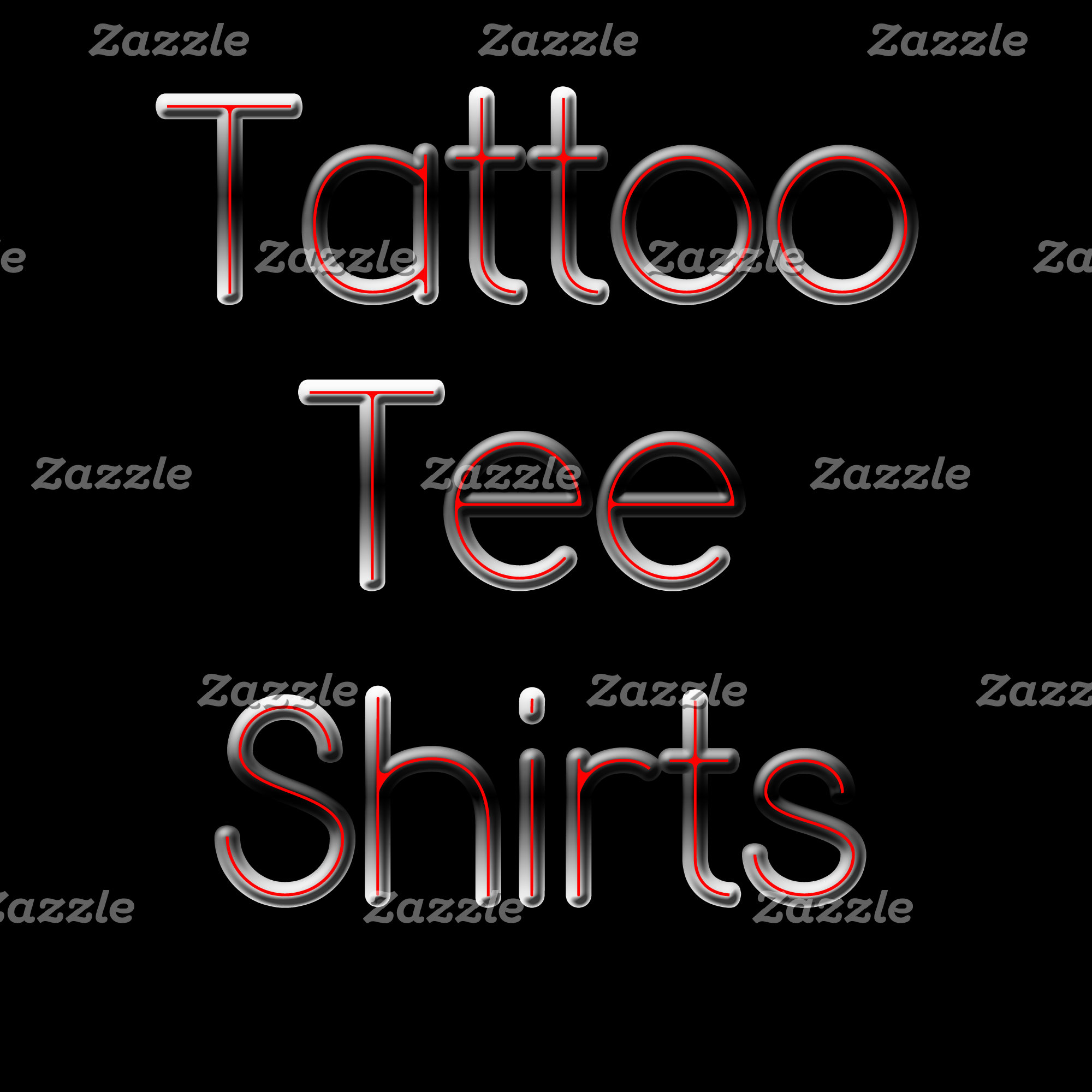 Tattoo Tee Shirts