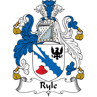 Ryle Coat of Arms