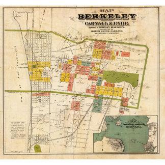 Map of Berkeley