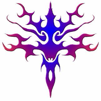 Spawn Tribal Tattoo